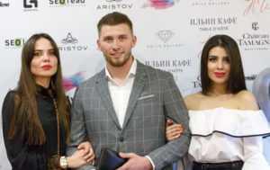 Открытие Сибирской цирюльни №1 Мужской диалогЪ
