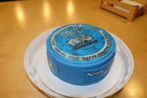 День рождения нашего брадобрея Артема!