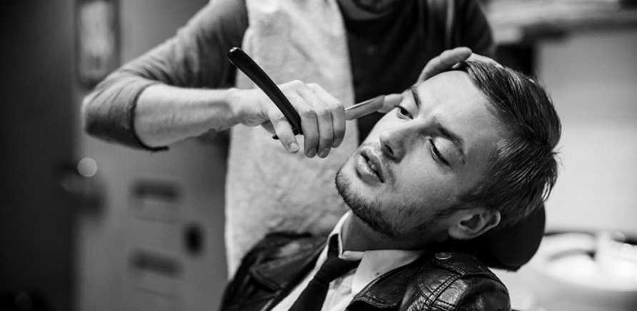 мужской диалогъ барбершоп сибирская цирюльня №1 мужская парикмахерская новосибирск красный проспект 22